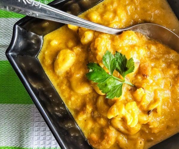 Cashew masala