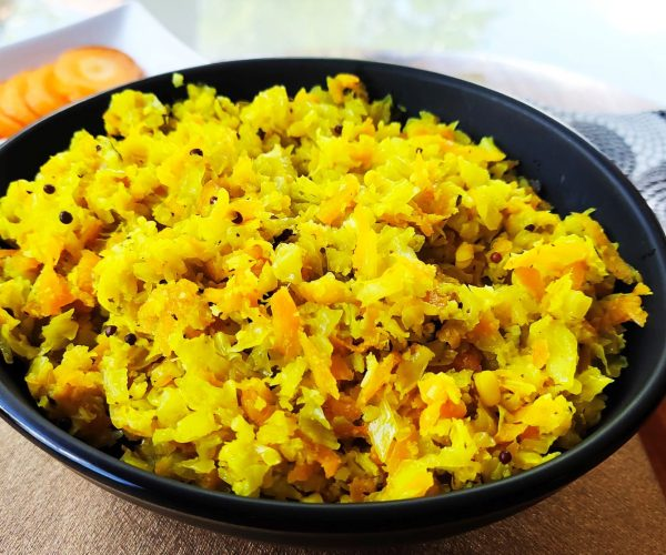 carrot cabbage